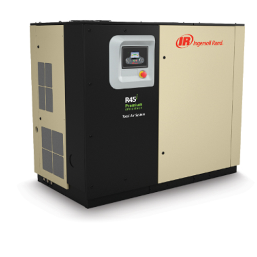 R Series 37-45 kW Oil-Flooded Rotary Screw Compressors